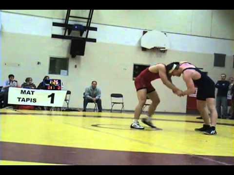 2010 Ontario Junior Championships: 66 kg John Feng vs. Adam Argue