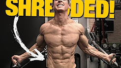 "Best Exercise For a Man | How to Get that ""SHREDDED"" Look"