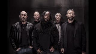 SEVENDUST's Lajon W on 'All I See Is War', Songwriting & Connecting With Fans Overseas (2018)