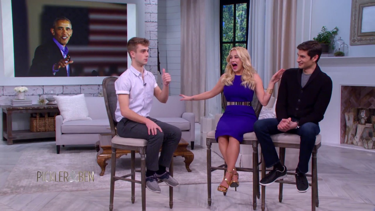 This Guy's Celebrity Impressions Will Leave You in Stitches - Pickler & Ben