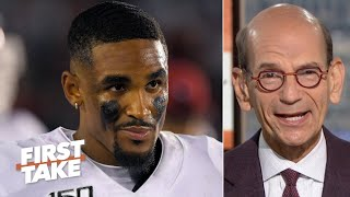 Jalen Hurts, Oklahoma have no chance to make the CFP - Paul Finebaum | First Take