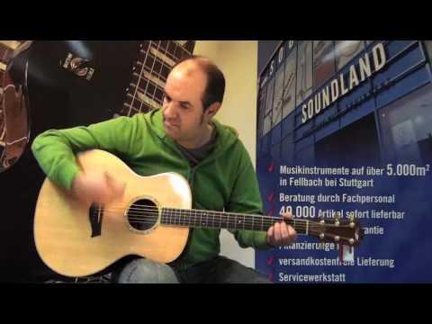Taylor GS8 Grand Symphony - SOUNDLAND.DE GMBH STUTTGART