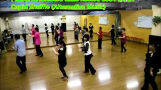 Line Dance - Cupid Shuffle (Alternative Music)