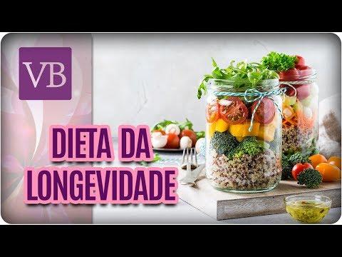 Dieta da Longevidade - Você Bonita (12/03/18)