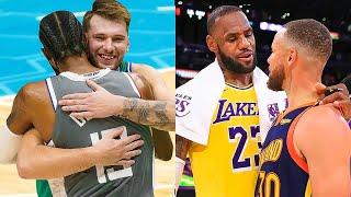 "NBA ""Respect 🙏!"" MOMENTS"