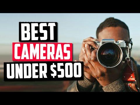 Best Camera Under $500 In 2020 - Top 5 Mirrorless & DSLRs Reviewed