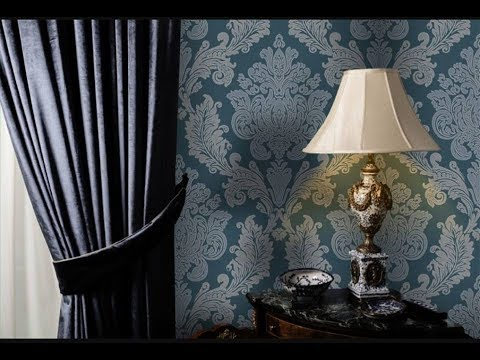 tendance papier peint 2018 youtube. Black Bedroom Furniture Sets. Home Design Ideas