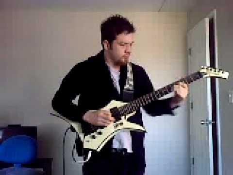 rock metal solo jam youtube