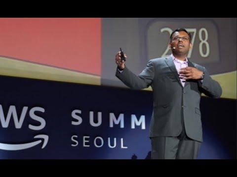 AWS Summit Seoul 2018 | Day2 기조연설 SWAMI SIVASUBRAMANIAN