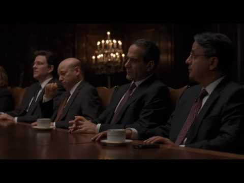 Too Big to Fail - Extrait - Les dirigeants des Grandes Banques Américaines