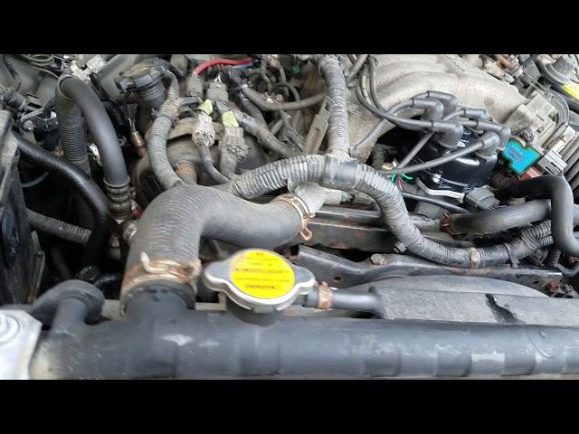 2003 Nissan Xterra P0340 code on 3 3 liter Nissan motors