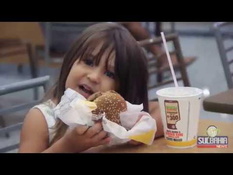 Burger King inicia atividades em Teixeira de Freitas