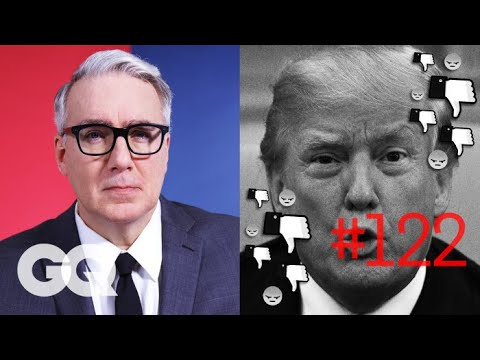 It's Now Dawned on Trump: People Hate Him | The Resistance with Keith Olbermann | GQ