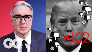 it s now dawned on trump people hate him   the resistance with keith olbermann   gq