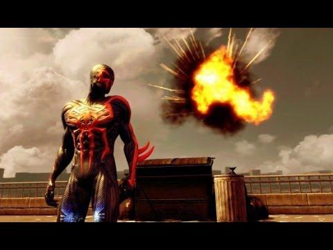 The Amazing Spider-Man 2 100% Walkthrough Part 16 - Evil Never Sleeps (Heroic Level 3)