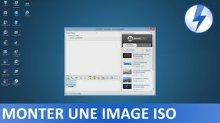 Installer et monter une image ISO | DAEMON Tools