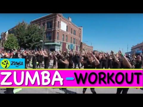 [Zumba] [Bailando Zumba] [Zumba Dance] Caballos Del Norte + Omaha [video]