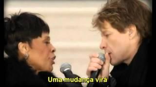Jon Bon Jovi e Bettye Lavette A Change Is Gonna Come (Live in Washi...