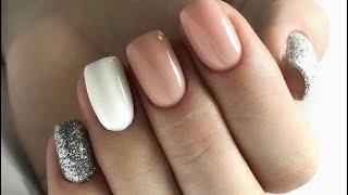 Маникюр на короткие и длинные ногти Зима 2021 Фото маникюра Идеи маникюра Nail Art
