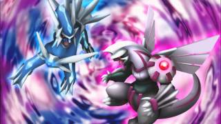 Pokemon Dialga Palkia Battle Theme Remix