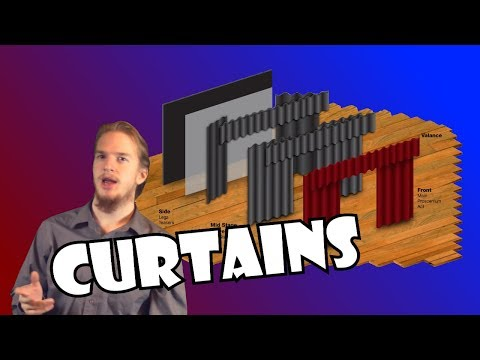 Intro to Stage / Theater Curtains