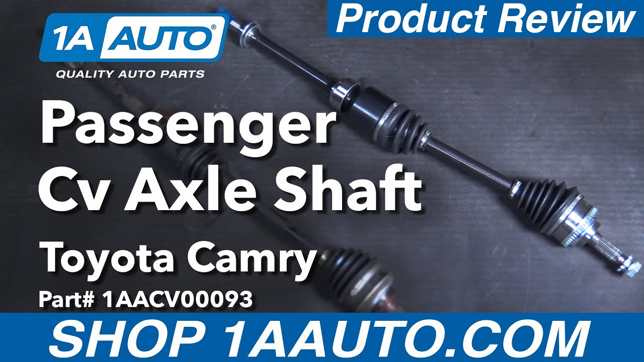 CV Axle Part# 1AACV00131 Review Buy Quality Auto Parts from 1AAuto com