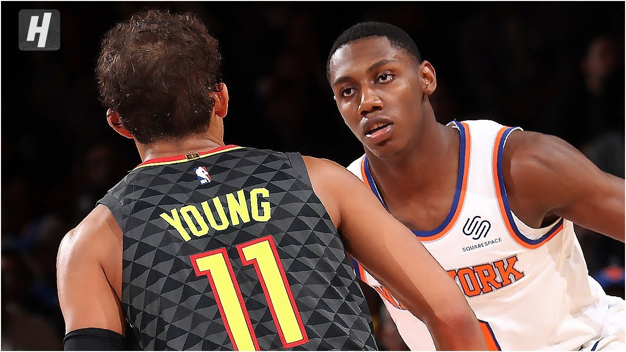 Download Atlanta Hawks vs New York Knicks - Full Game Highlights | October 16, 2019 NBA Preseason