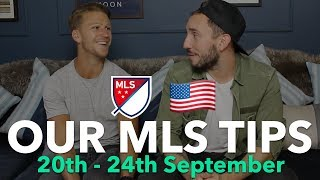 MLS - Major League Soccer Tips - 20th - 24th September 2018