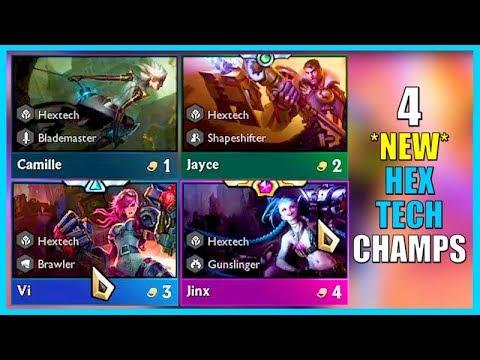 Teamfight Tactics: Champion Tier List (August 2019)   Metabomb