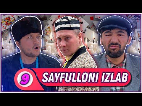 Sayfulloni izlab   Folbin huzurida!   9-QISM
