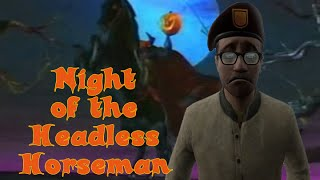 NIGHT OF THE HEADLESS HORSEMAN - South Jersey Sam