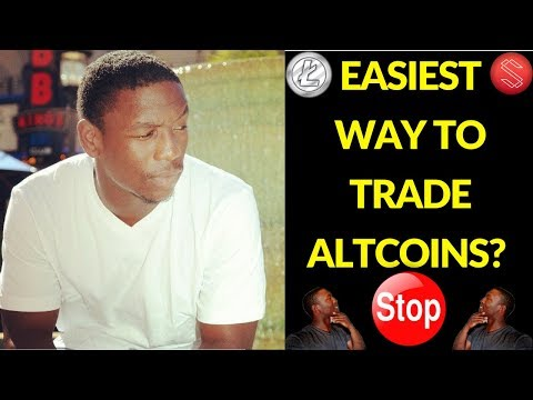 Altcoin Trading for Beginners - How To Trade Cryptocurrency For Profit On Binance
