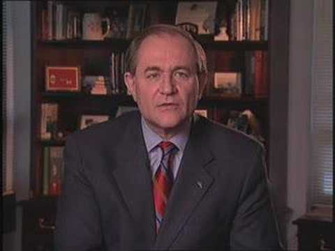 Jim Gilmore Announces His Candidacy For The U.S. Senate