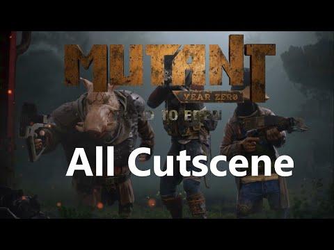 【Mutant Year Zero: Road To Eden】All Cutscene  