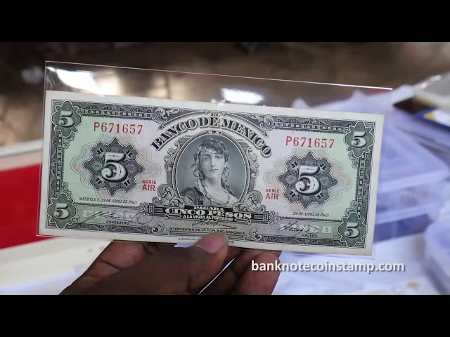 World Banknotes collection by Abdul Nazar