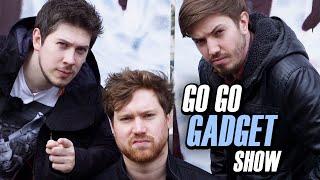Go Go Gadget Show [Street Vlog]