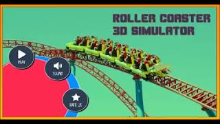 VR Roller Coaster 3D 2018 game for Android (best game for android ) (officiel)