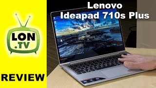 lenovo Ideapad 710s Plus Review - 2017 Edition - Starts at 639