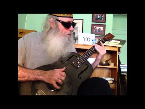 Thumbnail: Slide Guitar Blues Lesson - The Blues Scale In Open D Tuning Explores The Root Of The Blues!!