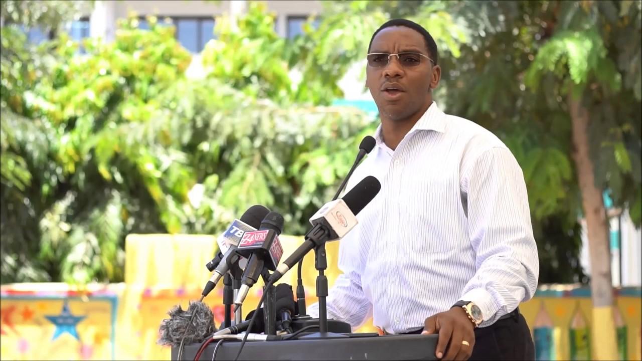 Honourable Regional Commissioner Dar Es Salaam, Mr.Paul Makonda ...