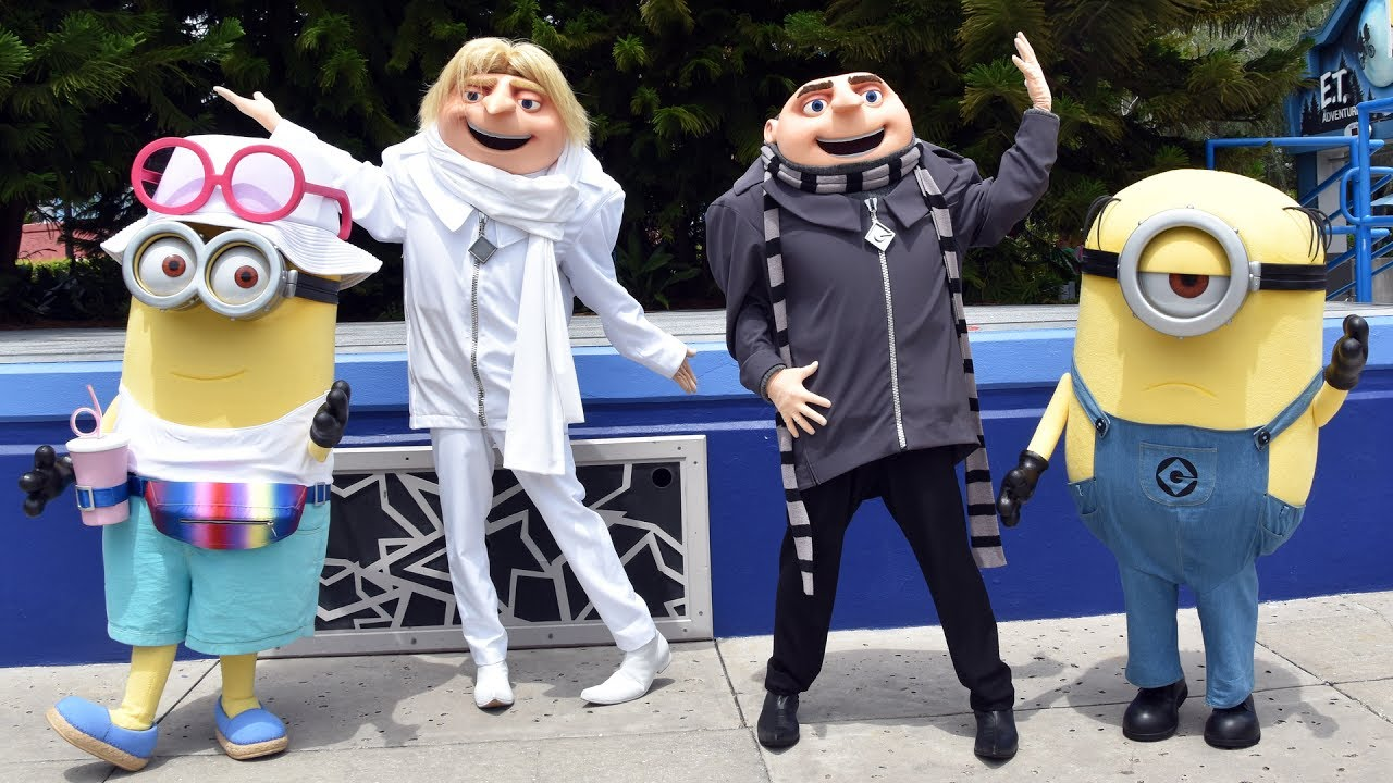 universal studios distribution of despicable me 2 Find great deals on ebay for universal studios despicable me shop with confidence.