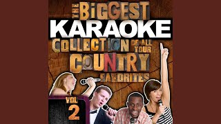 They Don't Make 'Em Like That Anymore (Karaoke Version)
