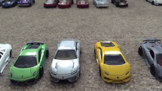 My Hotwheels collection June 2015