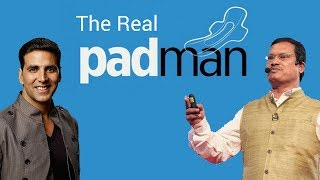 The Real Padman of India | Arunachalam Murugunatham | Incredible Inspirational Story