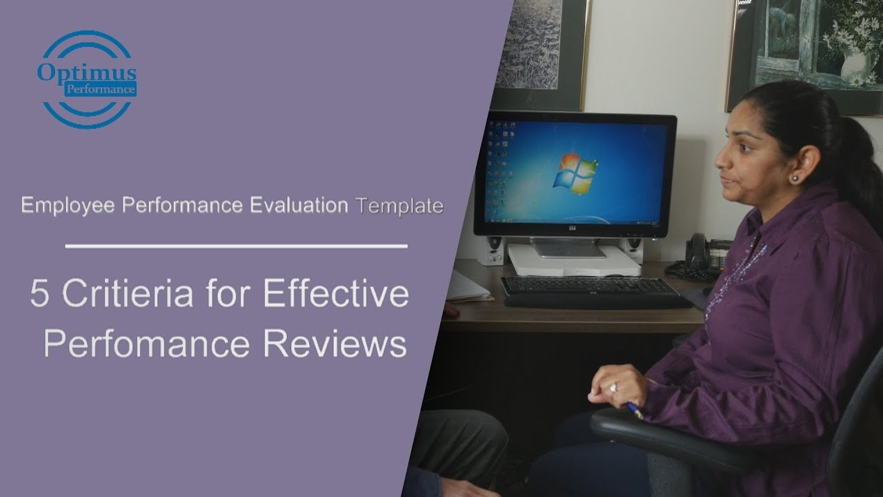 writing an effective performance review