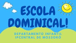 Escola Dominical Infantil - Torre de Babel.