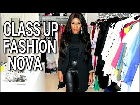 Make Fashion Nova Clothes Look High End, Classy, and Expensive- Try-on Haul