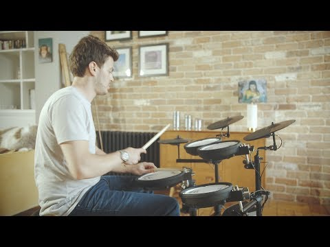 Roland TD-1KPX2 V-Drums Portable: Onboard Song Examples