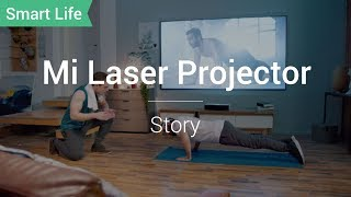 Mi Laser Projector: Get The Big Picture in Any Space