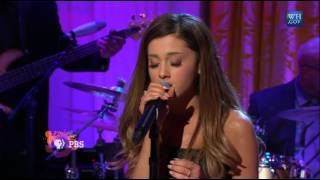 Repeat youtube video Ariana Grande Performing Tattooed Heart at the White House on 3/6/2014